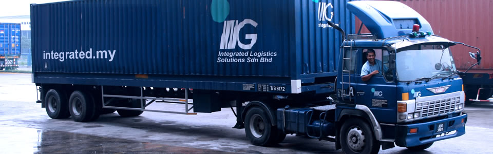 Welcome to Integrated Logistics Solutions